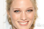 Ashley Hinshaw Messy Updo