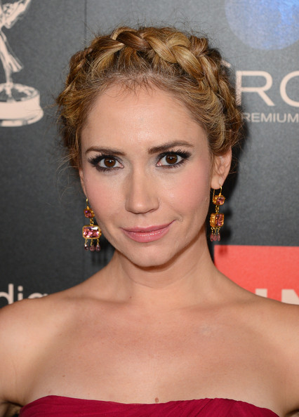 Ashley Jones Braided Updo