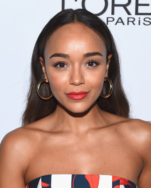 Ashley Madekwe Long Center Part
