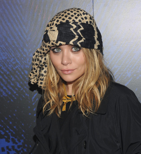 Ashley Olsen Hats