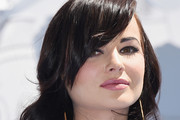 Ashley Rickards Long Wavy Cut with Bangs