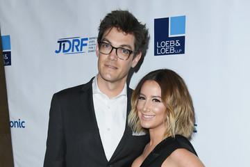 Ashley Tisdale Christopher French Juvenile Diabetes Research Foundation's 15th Annual Imagine Gala - Arrivals