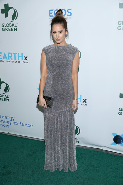 Ashley Tisdale Evening Dress