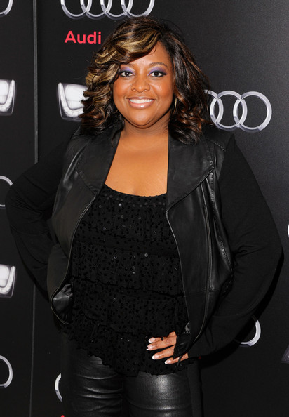 More Pics of Sherri Shepherd Cutout Boots (1 of 3) - Sherri Shepherd Lookbook - StyleBistro