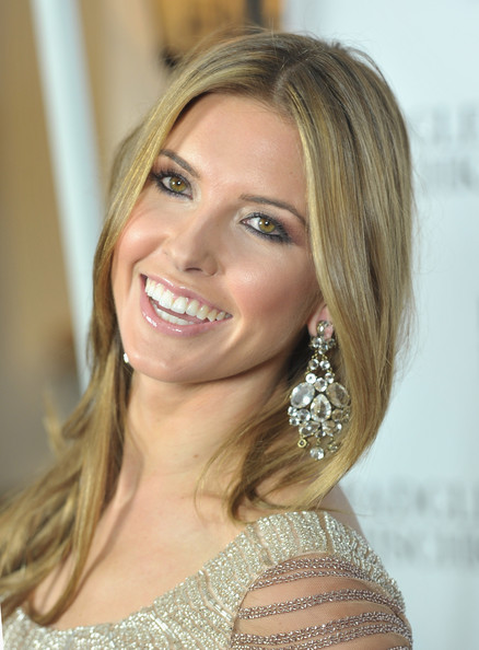 Audrina Patridge Dangling Crystal Earrings