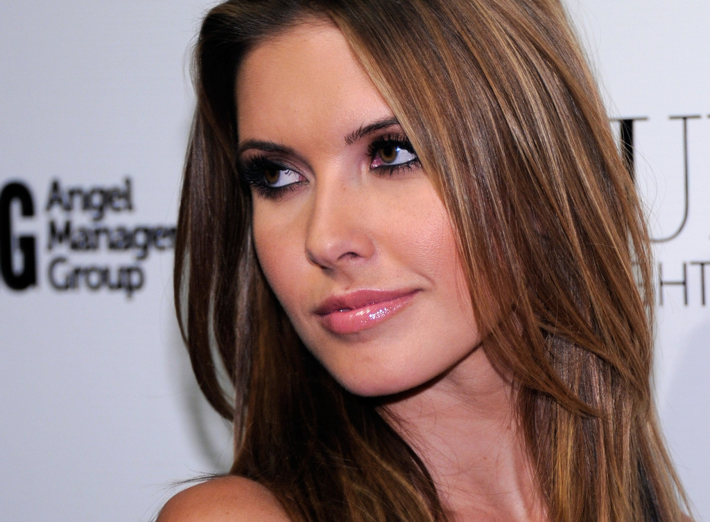 hair styles highlights more pics of audrina patridge layered cut 4 of 29 1985