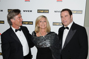 John Travolta and Olivia Newton-John Photo