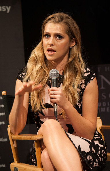 More Pics of Teresa Palmer Long Wavy Cut (4 of 48) - Long Wavy Cut Lookbook - StyleBistro