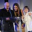 Maria Menounos and Michael Chiklis