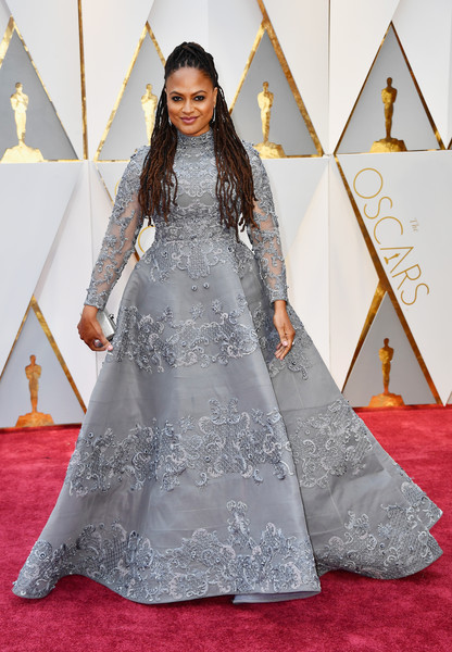 Ava DuVernay Princess Gown