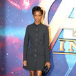 Letitia Wright At The 'Avengers: Infinity War' Premiere, 2018