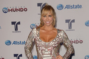Aylin Mujica Beaded Dress