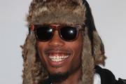 B.o.B (rapper) Fur Hat