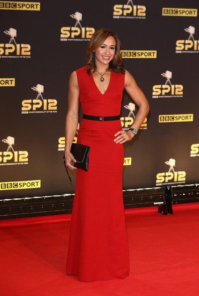 More Pics of Jessica Ennis Evening Dress (1 of 8) - Dresses & Skirts Lookbook - StyleBistro