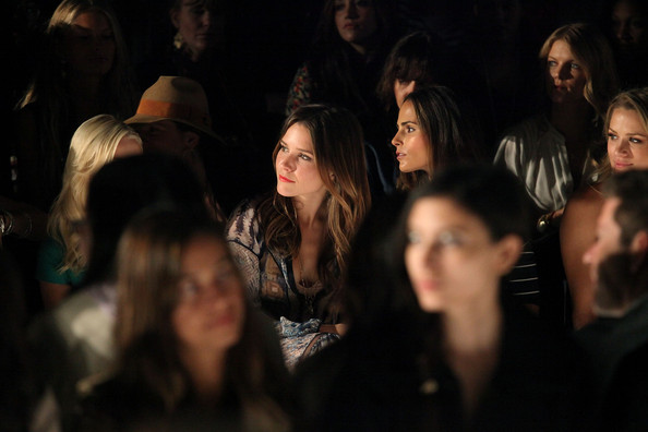 Best of New York Fashion Week Spring 2012 - Day 1