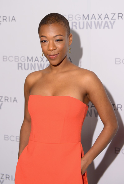 More Pics of Samira Wiley Jumpsuit (1 of 4) - Suits Lookbook - StyleBistro []