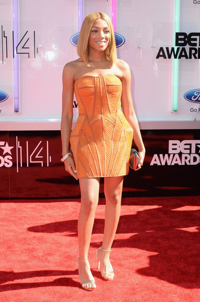 Lil Mama Best Dressed At The 2014 Bet Awards Stylebistro