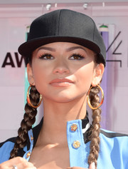 Zendaya Coleman made a trucker hat look so stylish on the red carpet when she attended the 2014 BET Awards.