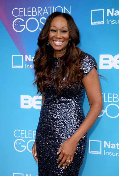 More Pics of Yolanda Adams Beaded Dress (4 of 5) - Yolanda Adams Lookbook - StyleBistro