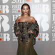 Rita Ora in Alexandre Vauthier Couture at the Brit Awards