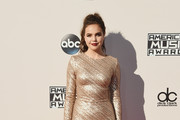 Bailee Madison Sequin Dress