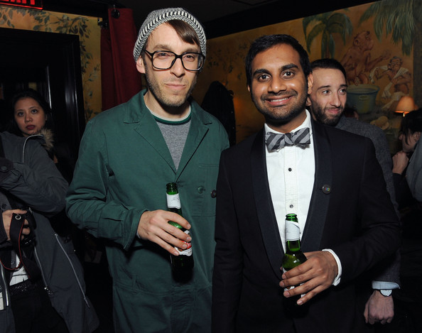 More Pics of Aziz Ansari Bowtie (1 of 21) - Aziz Ansari Lookbook - StyleBistro