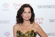 Actress Minnie Driver attends the premiere of