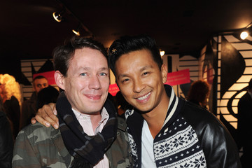 Prabal Gurung Eric Wilson Barneys New York Celebrates The Launch Of Gaga's Workshop - Inside