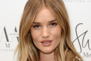 Rosie Huntington-Whiteley Layered Cut