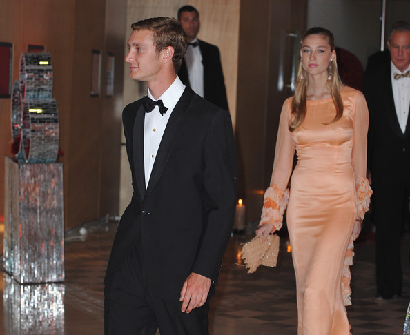 Beatrice Borromeo Beaded Clutch