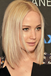 Jennifer Lawrence looked absolutely radiant at the New York premiere of 'A Beautiful Planet.'