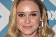 Becca Tobin Medium Wavy Cut