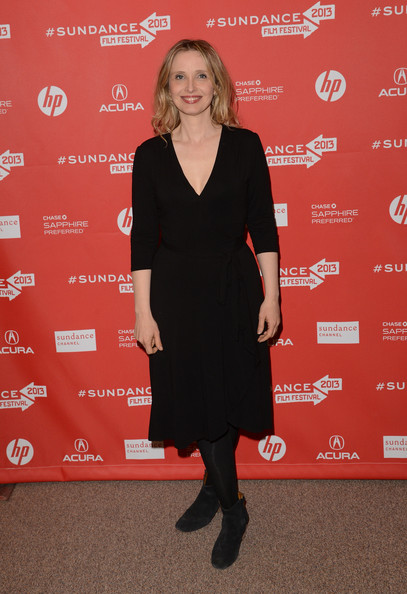 More Pics of Julie Delpy Ankle boots (4 of 12) - Julie Delpy Lookbook - StyleBistro