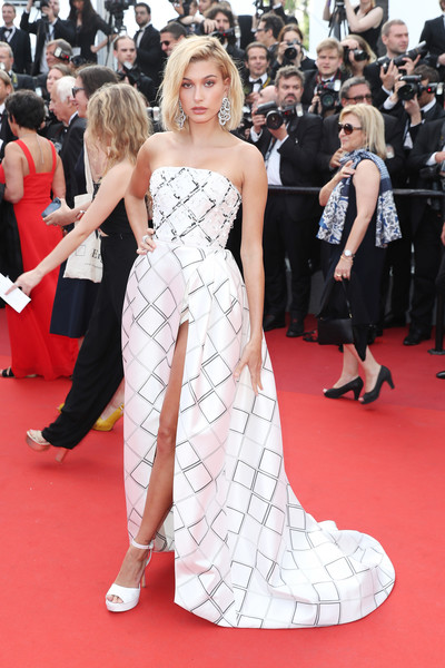 In Ralph & Russo Couture At The Cannes Film Festival, 2017
