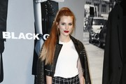 Bella Thorne Leather Jacket