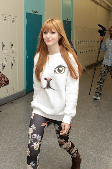 Bella Thorne Sweatshirt