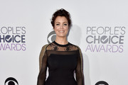 Bellamy Young Little Black Dress