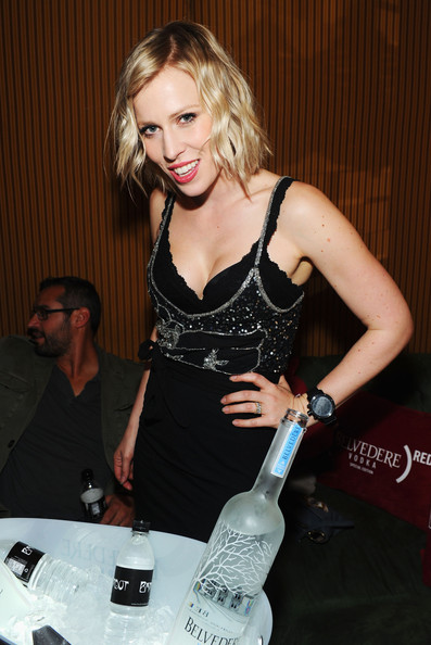 More Pics of Natasha Bedingfield Short Wavy Cut (1 of 2) - Natasha Bedingfield Lookbook - StyleBistro
