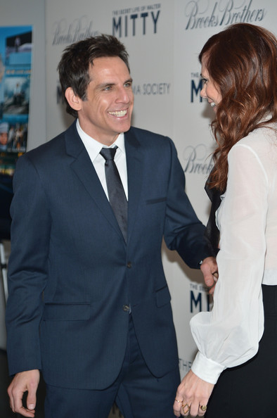 'The Secret Life of Walter Mitty' Screening in NYC