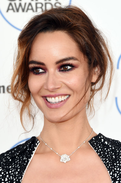 Berenice Marlohe Smoky Eyes