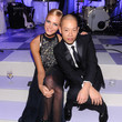 Erin Heatherton and Jason Wu