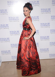 Stacey Bendet loves ultra-girly romantic looks like this one!