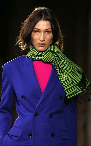 More Pics of Bella Hadid Pantsuit (4 of 16) - Suits Lookbook - StyleBistro [fashion,clothing,suit,electric blue,formal wear,fashion show,outerwear,fashion design,runway,pantsuit,model,bella hadid,part,runway,american,opera garnier,paris,berluti menswear fall,berluti : runway - paris fashion week,show,bella hadid,runway,paris fashion week,fashion,fashion week,fashion show,berluti,model,supermodel]