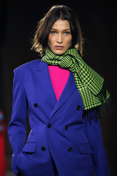 More Pics of Bella Hadid Pantsuit (3 of 16) - Suits Lookbook - StyleBistro [fashion,clothing,blue,fashion model,electric blue,fashion show,suit,cobalt blue,runway,outerwear,model,bella hadid,fashion,runway,part,runway,berluti : runway - paris fashion week,paris fashion week,fashion show,show,bella hadid,runway,paris fashion week,fashion,berluti,fashion show,fashion week,model,supermodel]