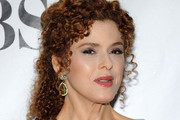 Bernadette Peters Dangling Gemstone Earrings