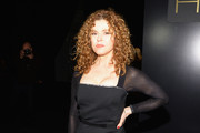 Bernadette Peters Little Black Dress