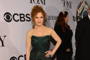 Bernadette Peters Mermaid Gown