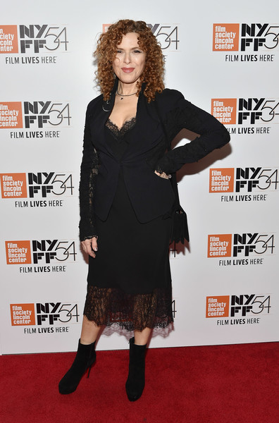 Bernadette Peters Skirt Suit