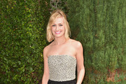 Beth Behrs Embellished Top