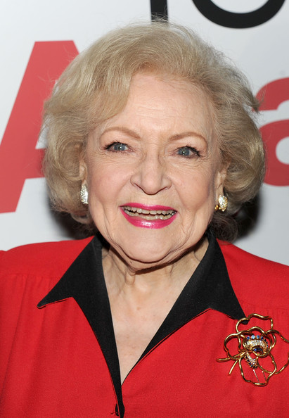 Betty White Bob [you again,hair,hairstyle,blond,smile,arrivals,betty white,los angeles,california,el capitan theatre,touchstone pictures,premiere,premiere]